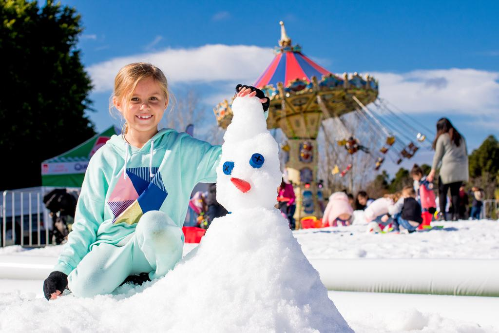 Join us in an icy wonderland